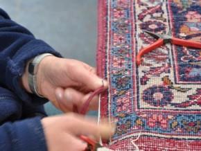 Met kennis van zaken, uw tapijten in goede handen!